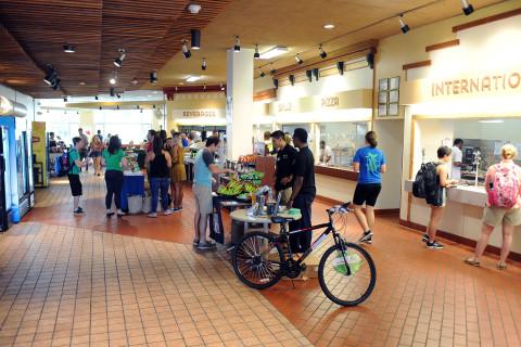 Kent State University dining hall goes 100 percent gluten-free