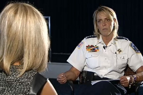 DC police chief ready to tackle NFL's domestic violence problem