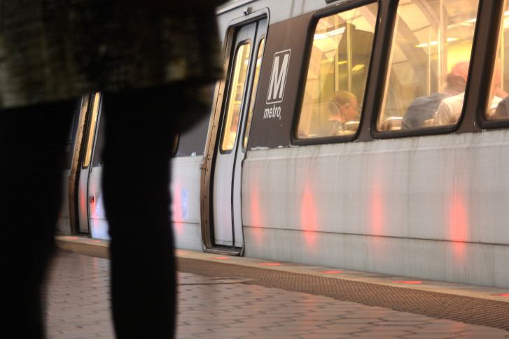 wtop track work guide blue line shutdown orange and silver lines