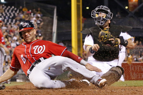 Washington Nationals clinch National East division title