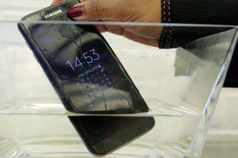 Column: Waterproof vs. water-resistant smartphones