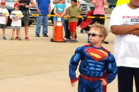 Photos: Dulles Day and Plane Pull at Dulles International Airport
