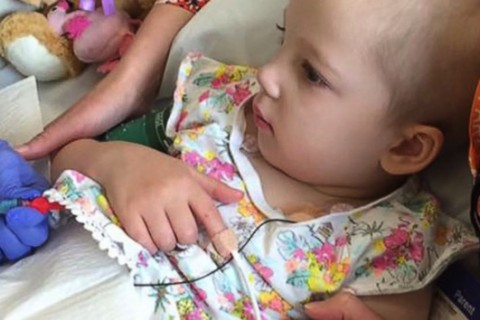 Cancer-stricken girl in remission after family raises $180K for experimental treatment