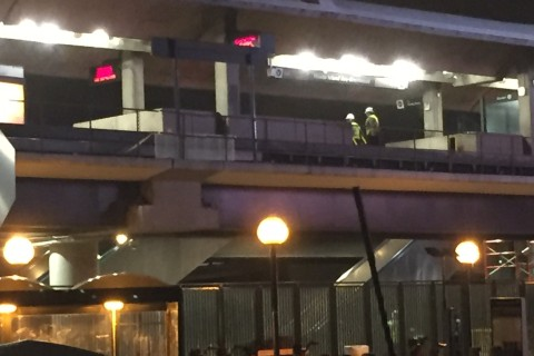 After debris falls again at Red Line station, Metro GM hauls in outside inspectors