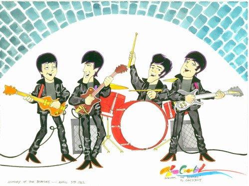 Animator Recalls Beatles Saturday Morning Cartoons Yellow Submarine Wtop