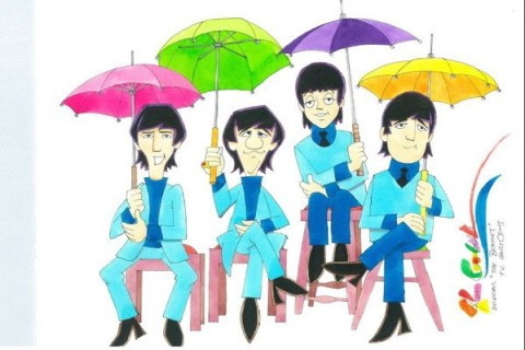 Animator recalls Beatles Saturday morning cartoons, 'Yellow Submarine'