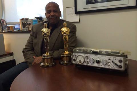 AU professor donates two Oscars to new Smithsonian museum