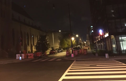 DC mayor Bowser announces effort to find, count broken streetlights