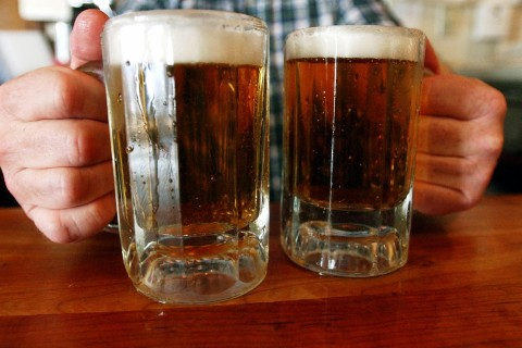 5 surprising health benefits of beer