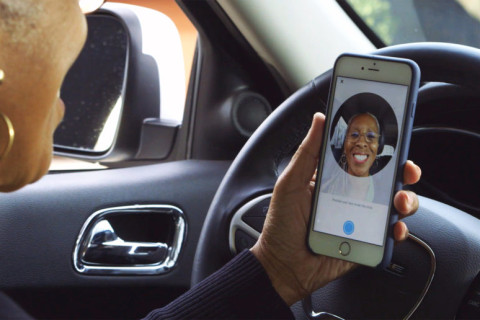 Why your Uber driver may be taking selfies