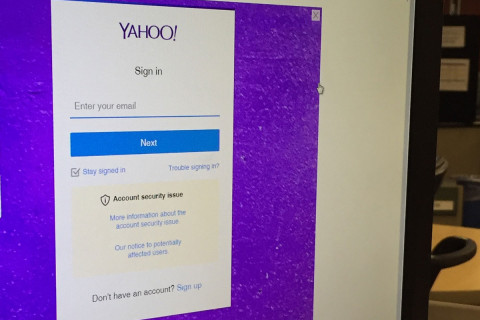 5 steps to take after Yahoo security breach