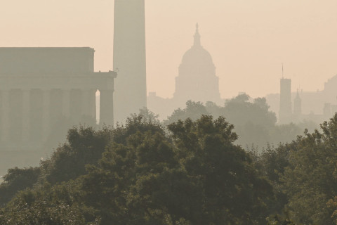 DC-area air quality is best in 20 years, but there's still work to do