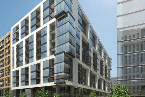 Newest NoMa apartments promise Swedish lifestyle