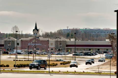 New restaurants, Nordstrom Rack at Prince George's Co. development