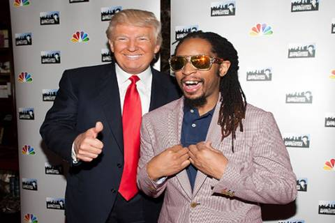 Lil Jon confirms Donald Trump called him 'Uncle Tom' during 'Celebrity Apprentice'