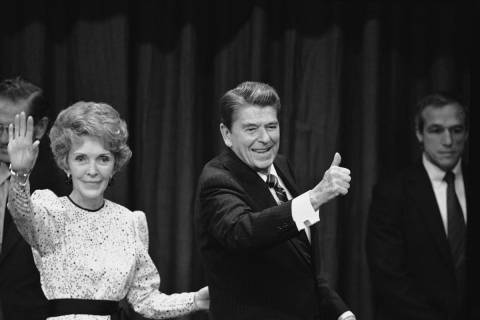What did a DC-area house cost when Reagan was President?