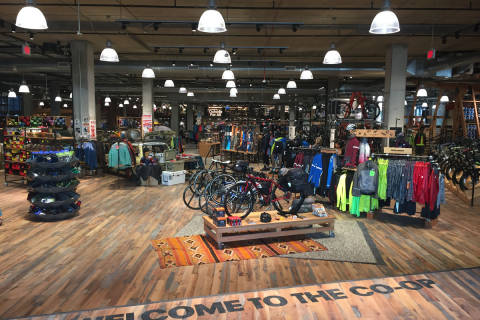 REI opening DC store where Beatles made history