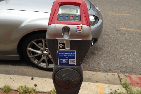 DDOT: Red-top meter enforcement in DC could start next month