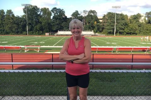 Mother runs Marine Corps Marathon to fulfill fallen son's dream
