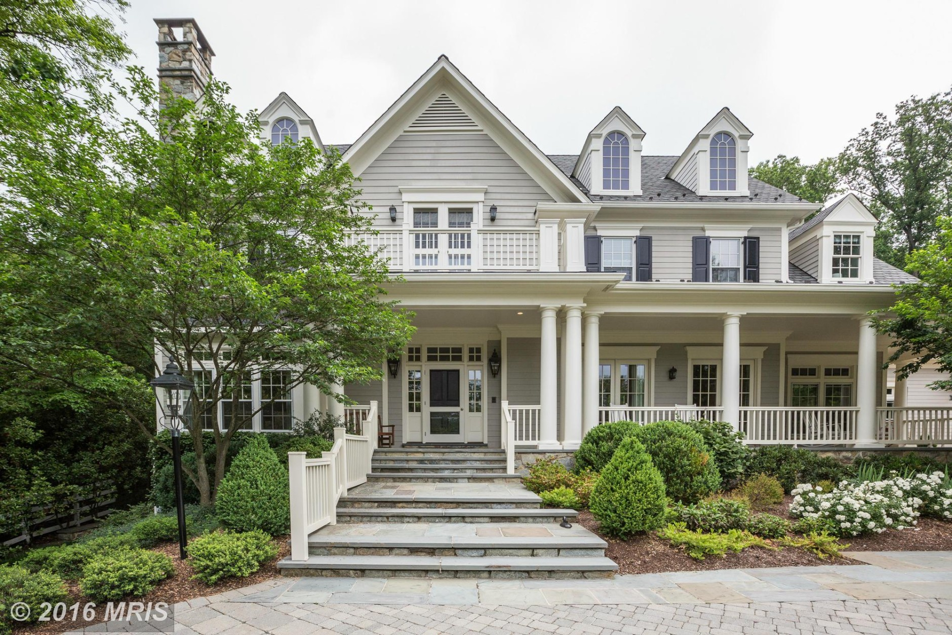 10. $3,150,000 7125 Arrowood Rd., Bethesda, Maryland This Colonial has five bedrooms, five full bathrooms and three half-bathrooms. It was built in 2003. (MRIS)