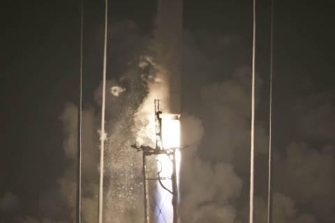 NASA scraps rocket launch on Father's Day