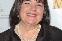 Author and Food Network host Ina Garten attends the 2010 Matrix Awards presented by the New York Women in Communications at the Waldorf-Astoria Hotel on Monday, April 19, 2010 in New York. (AP Photo/Evan Agostini)