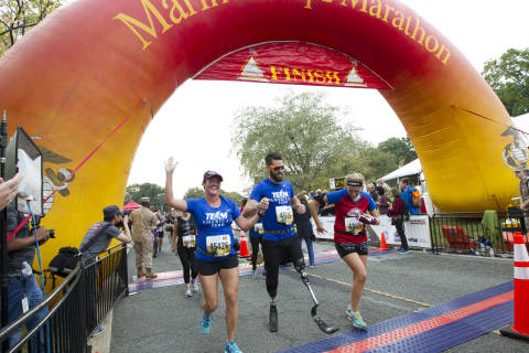 Metro to open early for Marine Corps Marathon in October