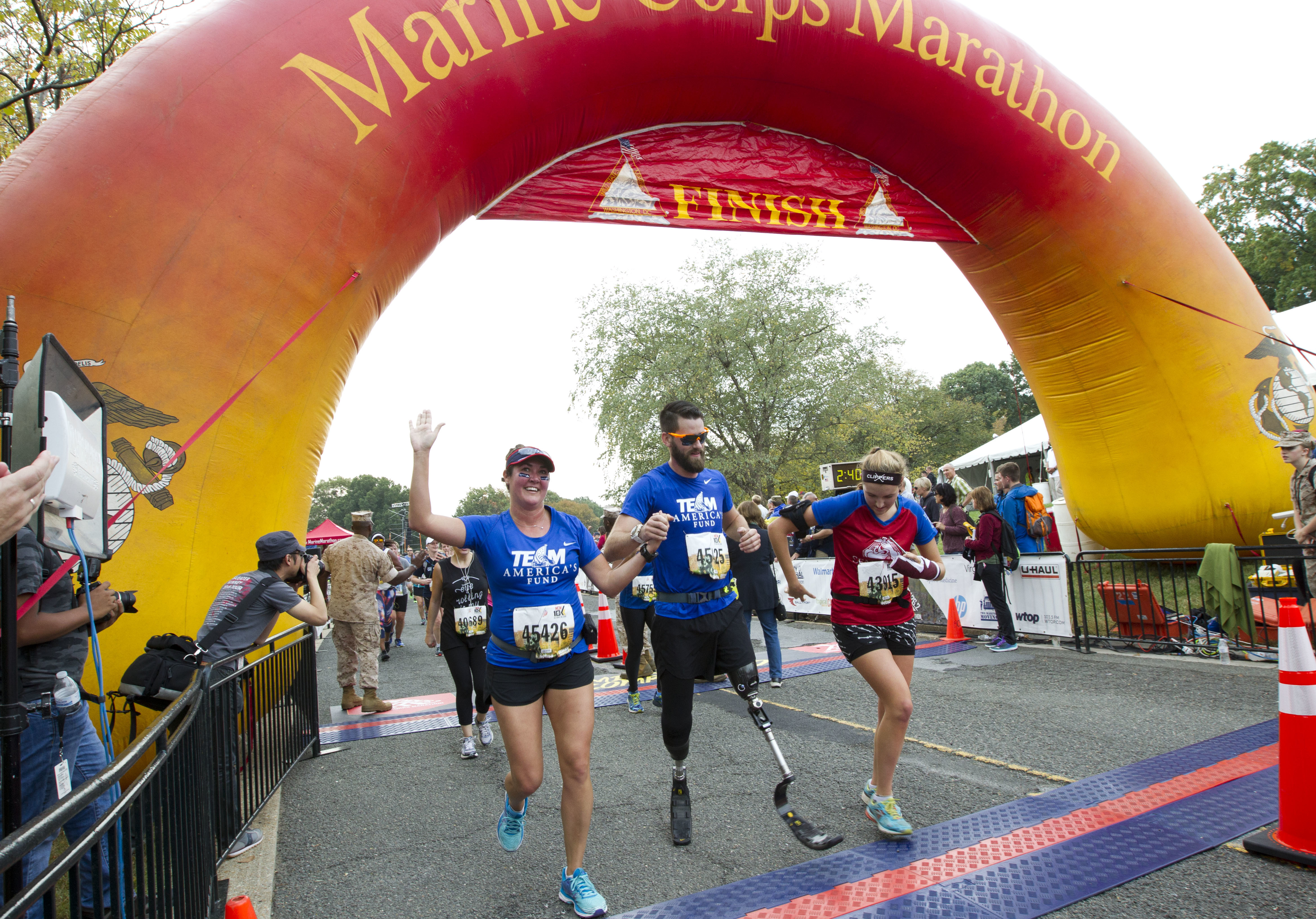 Metro to open early for Marine Corps Marathon in October ...