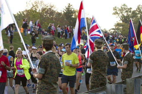 Marine Corps Marathon 10K is returning to the National Mall