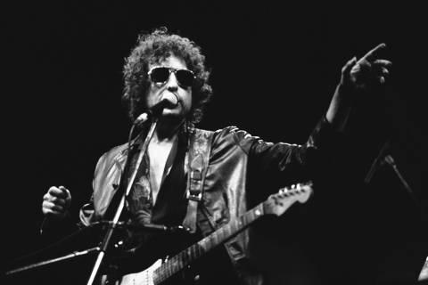 Photos: Bob Dylan through the years