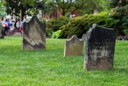 Alexandria, Cemetery, Colonial Tours Michael J. LaPierre