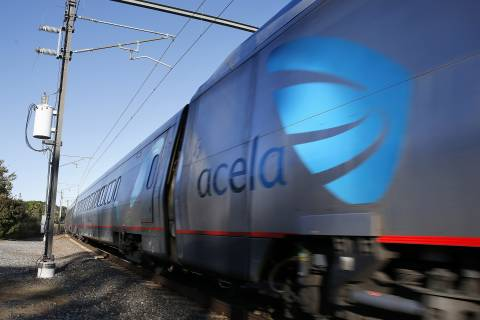 Assigned first-class seats now available on Acela trains