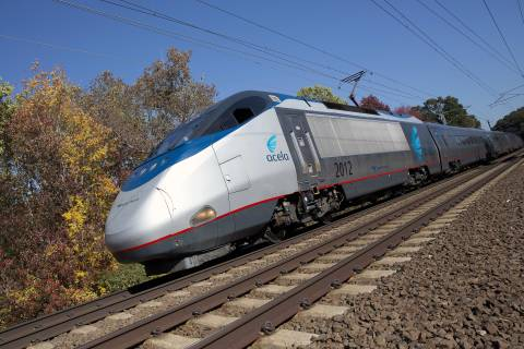 Amtrak prepares for busy holiday travel