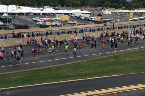 Sunday road closures for the Army Ten-Miler