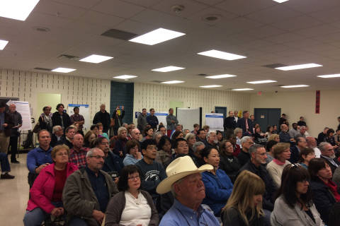 Montgomery Co. residents sound off on cell-tower plan