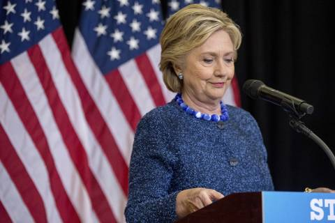 Report: FBI was urged to stay mum on Clinton emails