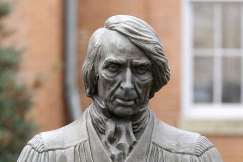 Frederick cleared to remove statue linked to slavery