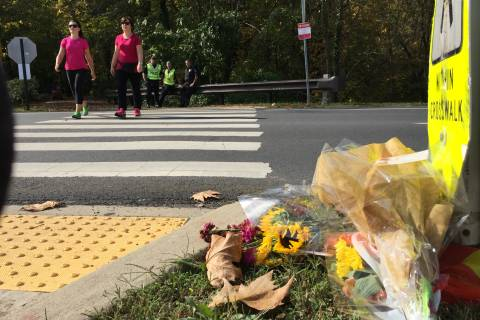 Safety improvements coming to Capital Crescent Trail months after fatal bike-car crash