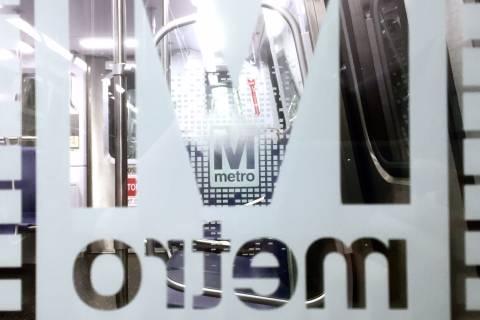Even before the next big shutdown, Metro ridership down
