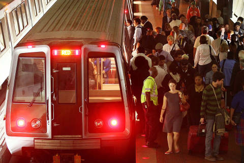 Metro ridership drops 12 percent; $125 million revenue shortfall projected