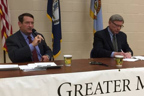Fairfax Co. meals-tax proposal debated at forum