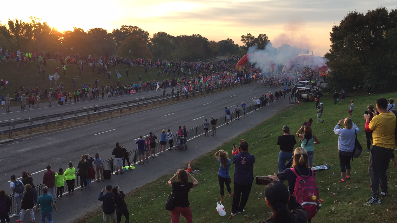 Road closures for the 2017 Marine Corps Marathon | WTOP
