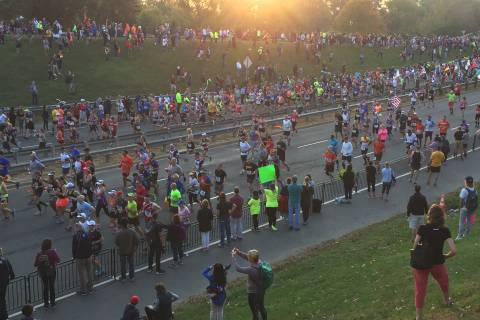 Photos: 2016 Marine Corps Marathon