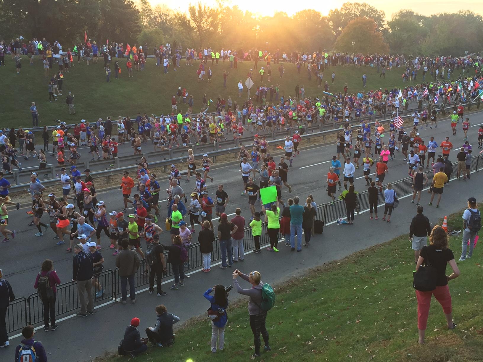 Photos: 2016 Marine Corps Marathon | WTOP