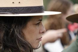 National Park Service Deputy Superintendent of the GWMemorial Parkway Blanca Stransky