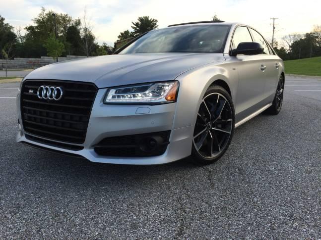 Audi S8 plus takes large, luxury performance sedan to extreme | WTOP
