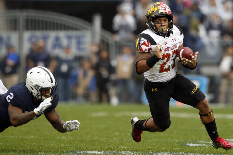 Two U.Md. football players suspended, facing charges