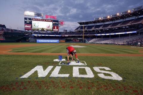 5 players to watch in Nats-Dodgers NLDS