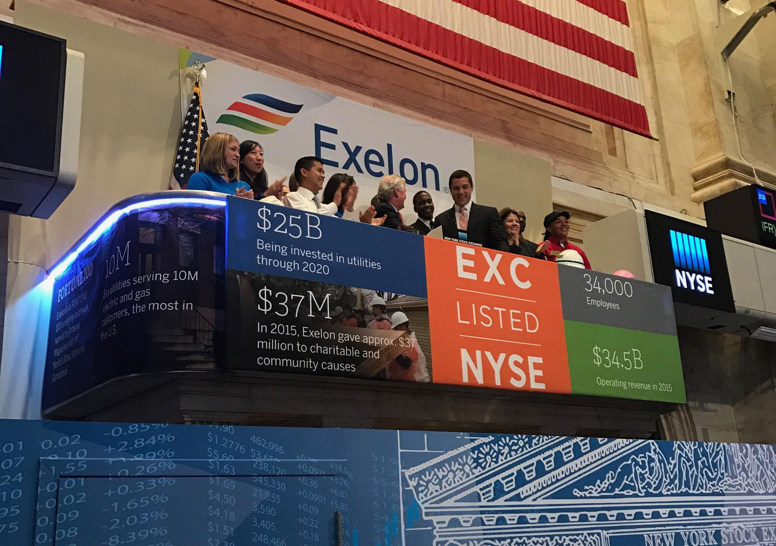 Exelon employees