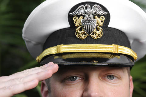 Celebrating a milestone birthday for the Navy